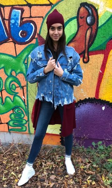Original Jacket Denim Blue