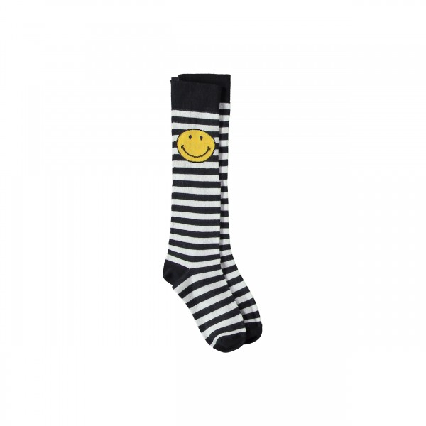 Smiley Socks Striped