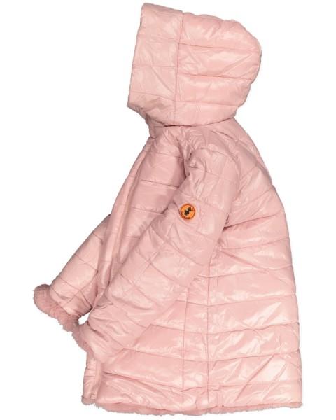 Fury9 Hooded Coat Blush Pink