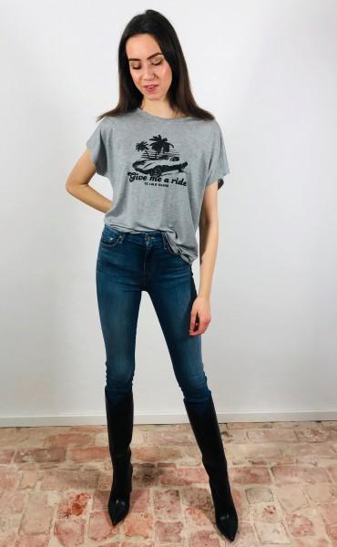 T-Shirt Rana Grey Melange