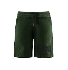 Bermuda Fleece Boy Sherwood Green