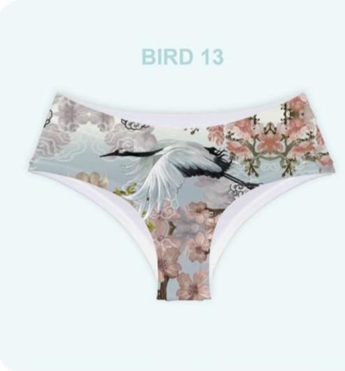 Hipster Bird 13