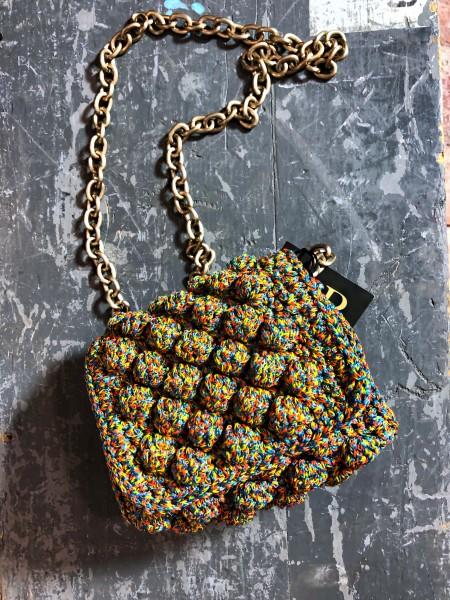 Handmade Smal Bag Multi Limited Edition