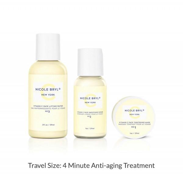 Anti Aging Travel Set