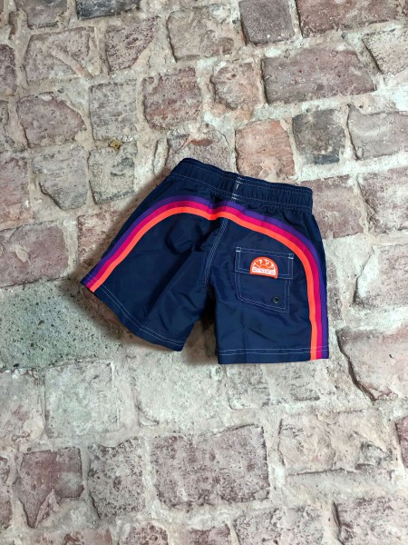Navy Mid Length Boardshorts 9,5 #26