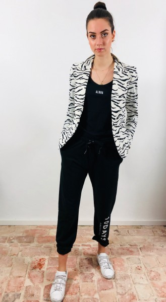 Boston Blazer Zebra