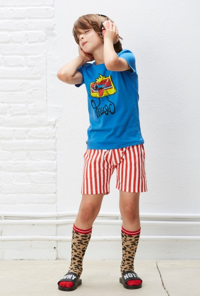 Circus Short striped
