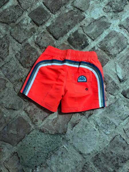 Fluo Orange Mid Length Boardshorts 9,5-Copy