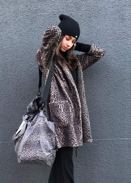 Coat Leopard camo