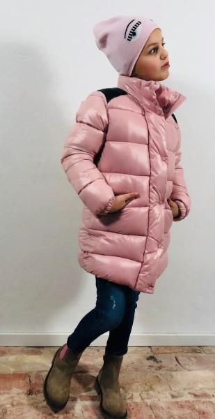 Luck9 Coat Blush Pink