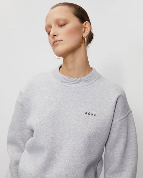 Ross Sweatshirt light grey Melange