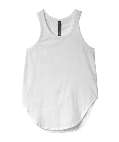 Tank Top Slub white