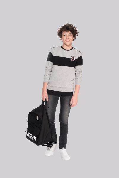Pjort Sweater Light Grey
