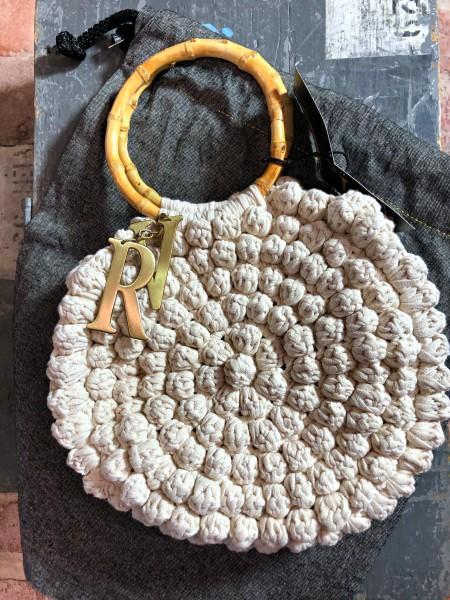 Handmade Round Bag Moonlight Limited Edition
