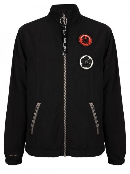 Shi Bui Track Jacket black