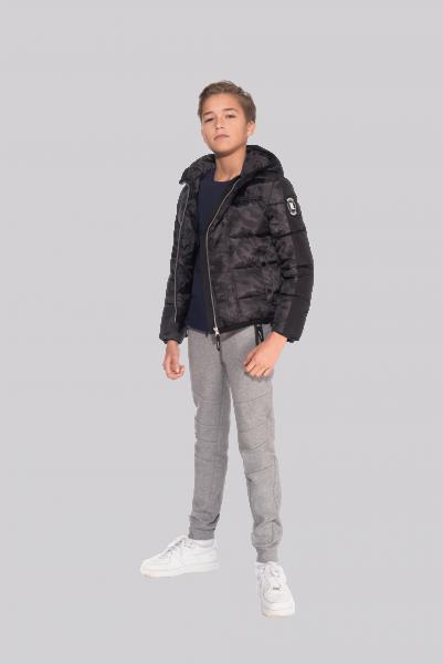 Elwood Jacket Dark Camouflage