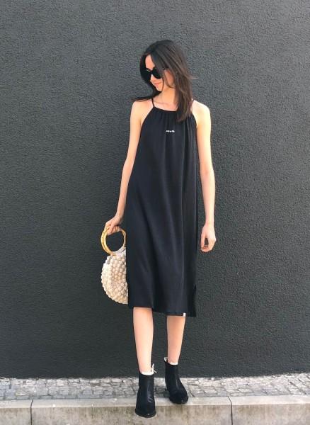 Dress Print Love&Ink asphalt