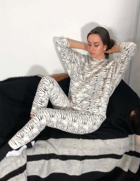 Nele Pants Zebra
