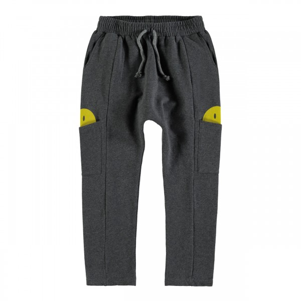 Smiley Pocket Pants Vigore