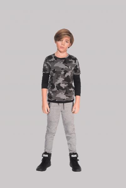 Pasha Shirt Dark Camouflage