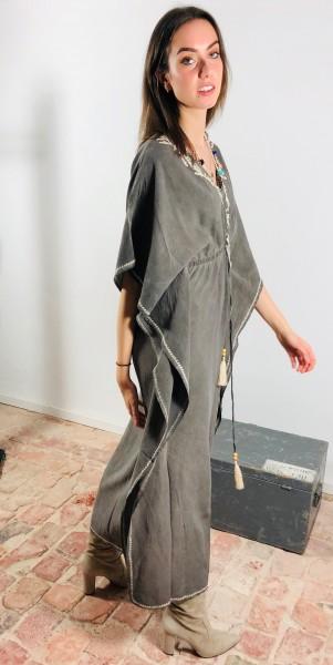 Tunik Dress Stonewash grey