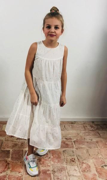 Bella Stars Dress white