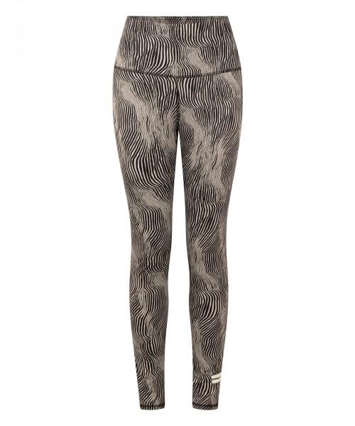 Yoga Leggings Zebra safari