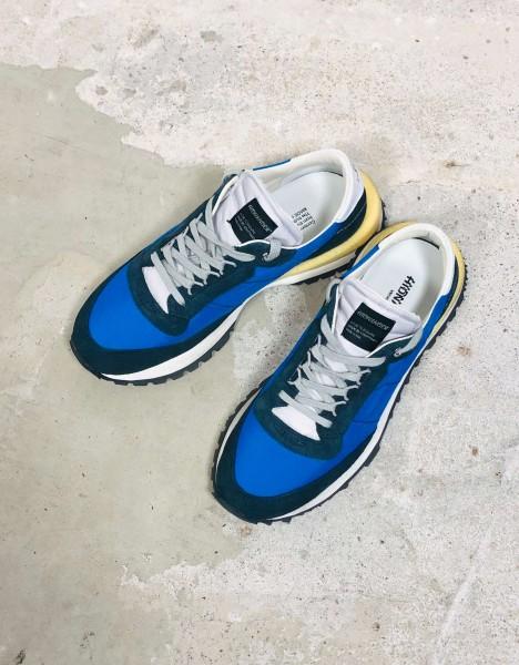 Tenkei Navy/Royal Herren Sneakers