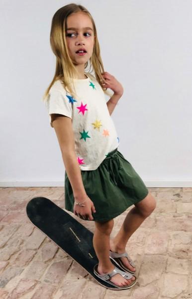 Avie Fairfax Skirt olive