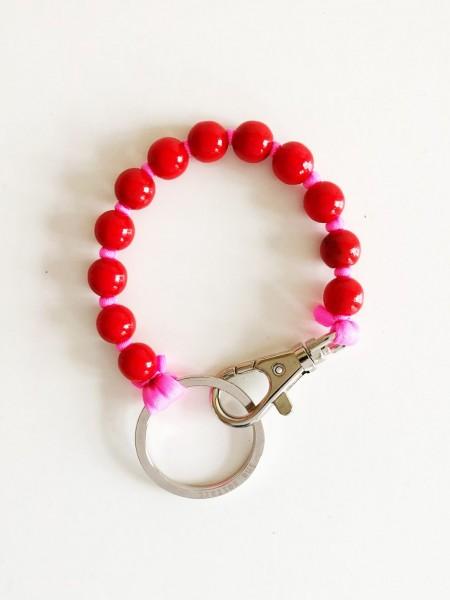 Schlüsselanhänger Red/Pink