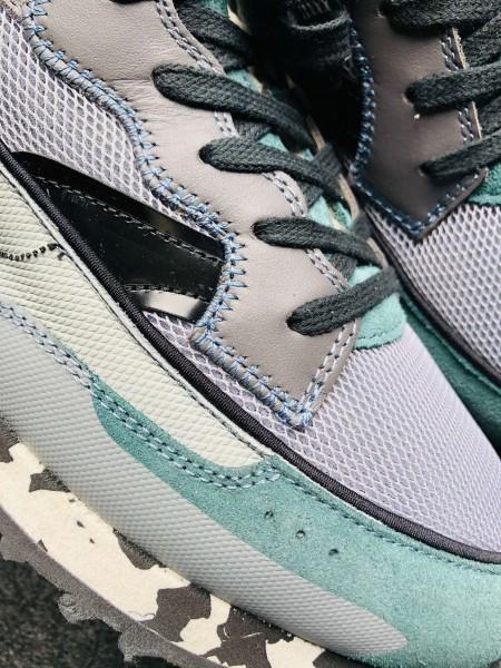 Threedome.Zero Low Steel/Grey Herren Sneaker