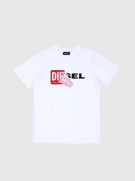Tdiego T-Shirt White