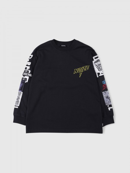 Tjustlswa Over Longsleeve black