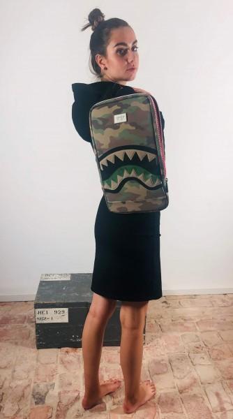 Camo on Camo Shark Smartpack