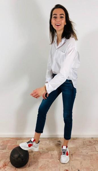 Kayla Shirt Optic White
