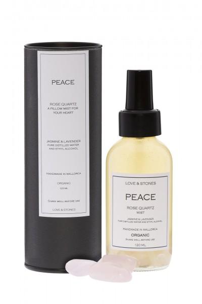 Peace Rose Quartz Mist