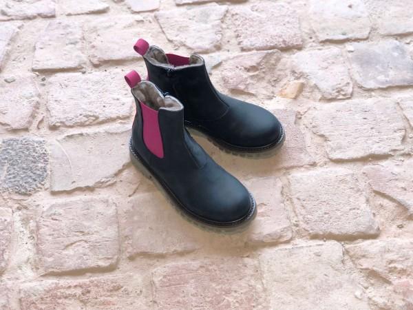 Elastico Boots Fuxia