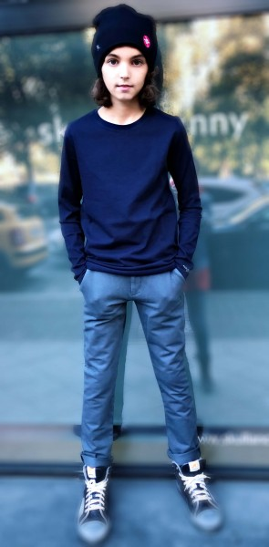 T-Shirt Boy Blu