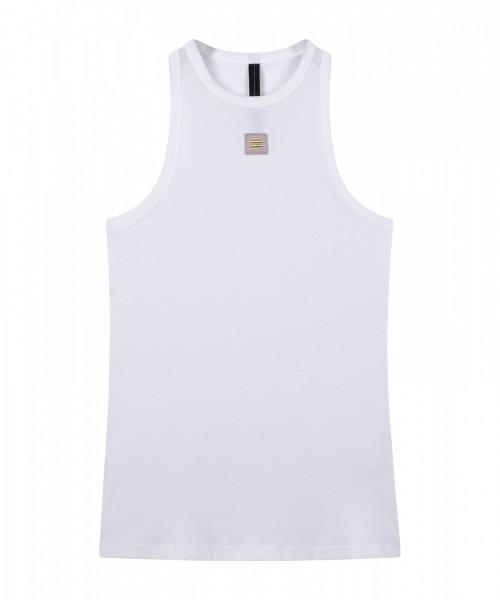 Tank Top Rib white