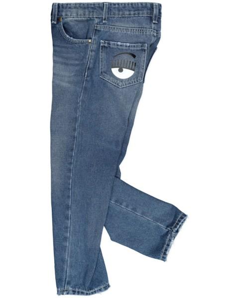 Jeans Kids Flirting Denim