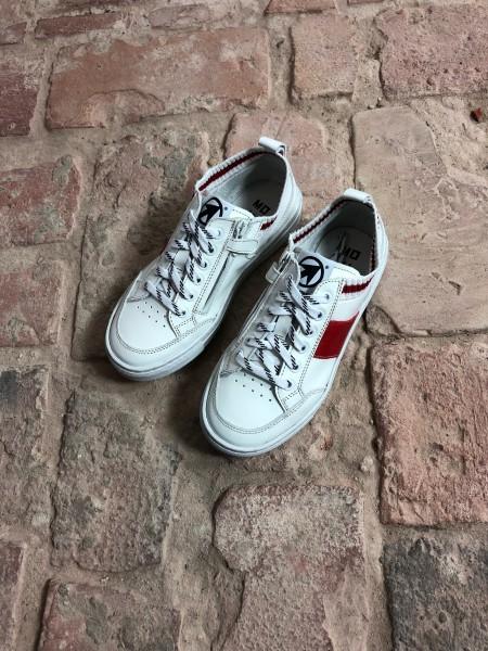 Emma Sneakers Bianco Mousse Malboro