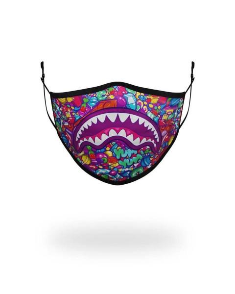 Kids Mask Candy Shark