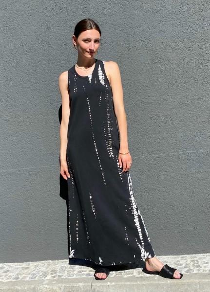 Dress Bamboo Dye black