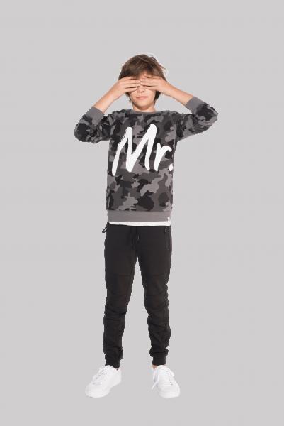 George Sweater Dark Camouflage