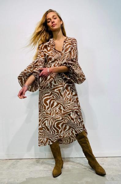 Gamen Dress Safari Zebra