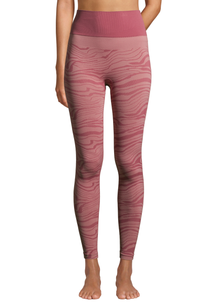 Seamless Melted Tights Melted Pink