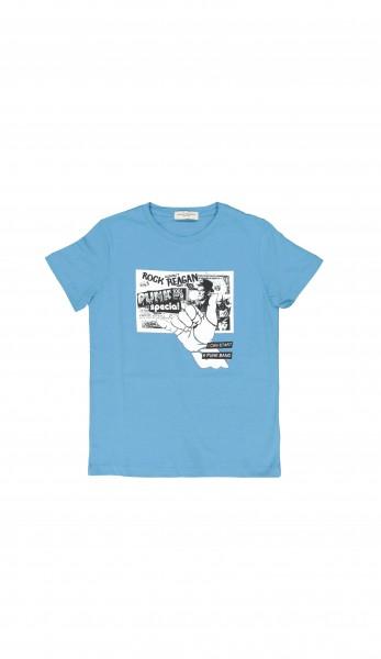 T-Shirt Boy Turchese