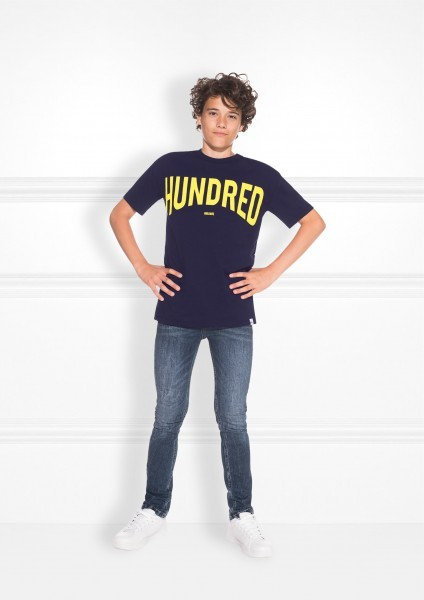 Hundred T-Shirt dark blue