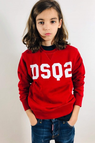 Dsquared2 Sweatshirt Red
