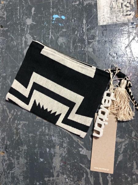 Mini Bag Black/White